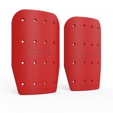 SoPro Mini Schienbeinschoner Rot
